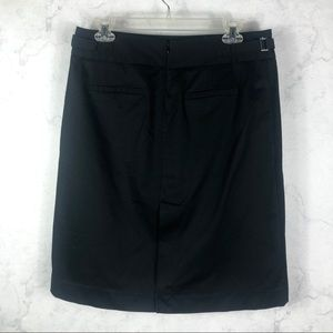 [Zara] Classic Black Pencil Skirt